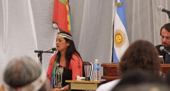 La criminalización de la resistencia mapuche frente a las petroleras