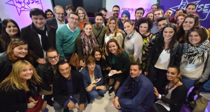 'La Marea', premio Violeta al compromiso social contra la violencia de género