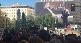 Decenas de miles de mujeres toman Madrid contra las violencias machistas
