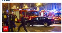 """Hollande: Los atentados de París son un """"acto de guerra"""" del ISIS contra Francia"""