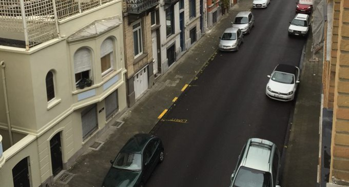 Fín de semana siniestro en Bruselas