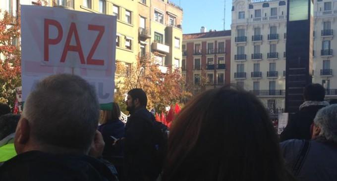 El 'No a la guerra' vuelve a las calles