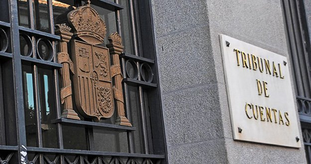 Sede principal del Tribunal de Cuentas I La Marea