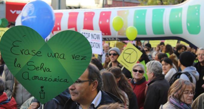 La ley catalana del cambio climático no convence al activismo medioambiental