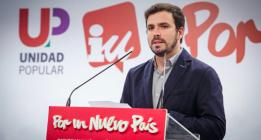 """Garzón: """"La izquierda tiene que repensar y reflexionar sobre su espacio político"""""""