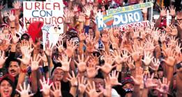 El chavismo lucha por recuperar la unidad