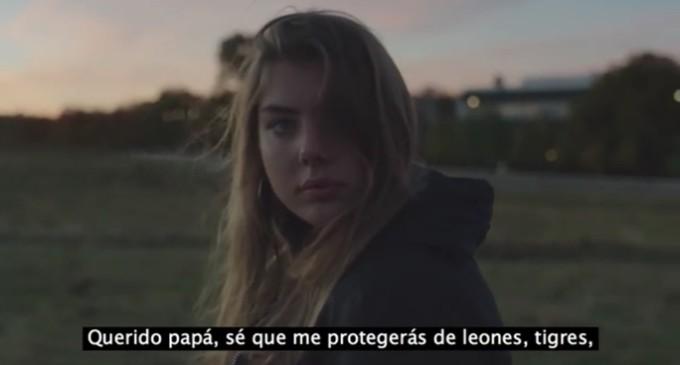 'Querido papá': el vídeo viral noruego contra la violencia machista