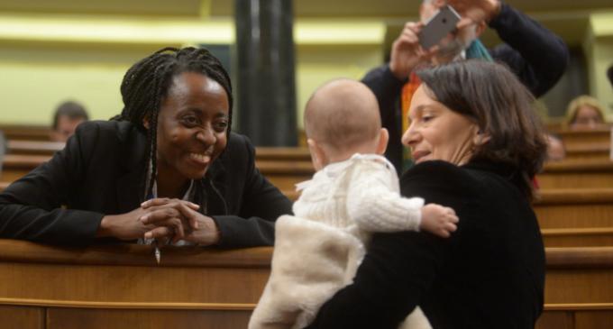 Bescansa y el derecho a la maternidad