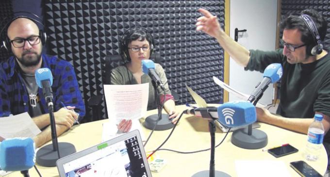 La radio online se mide con la FM