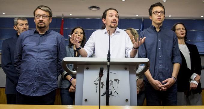 Las cinco debilidades de Podemos