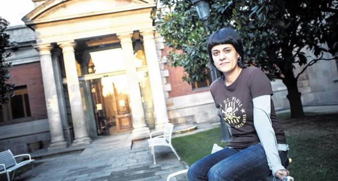 """Suspendida una conferencia de Anna Gabriel por no ser de """"interés general"""""""
