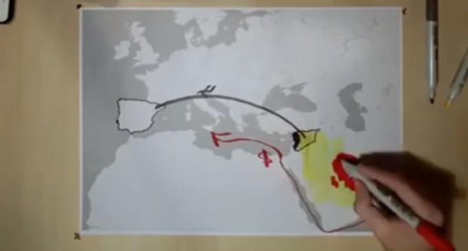 Las 25 mentiras del vídeo 'La guerra siria en 5 minutos'