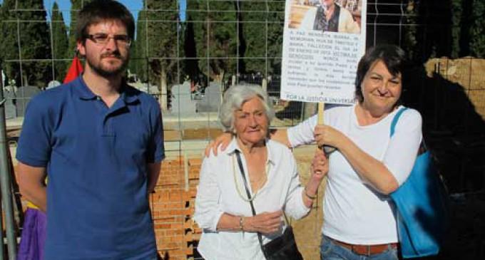 Primera exhumación en España por orden de la justicia argentina