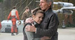 Cuerpos y fuerza: la princesa Leia cumple 60 años