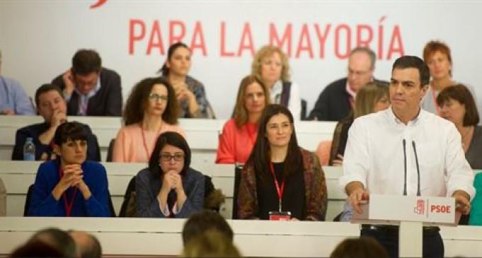 Pedro Sánchez consultará cualquier pacto de gobierno con los militantes