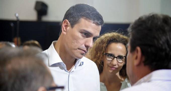 Las presiones al PSOE para formar gobierno comienzan a fracturar el partido