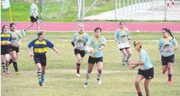 Rugby femenino para combatir estereotipos