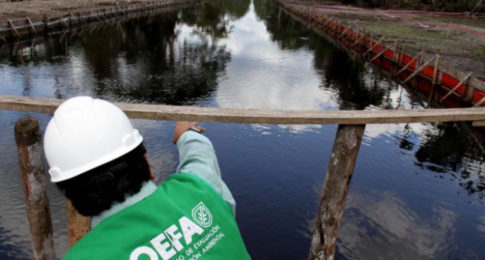 Los derrames de petróleo amenazan a las poblaciones indígenas en el Amazonas