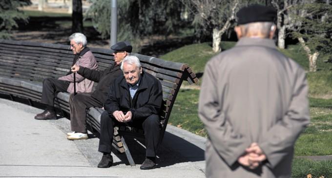 La lucha por una jubilación digna