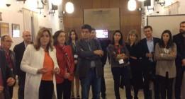 La ley de memoria reconcilia a PSOE e IU en el Parlamento andaluz