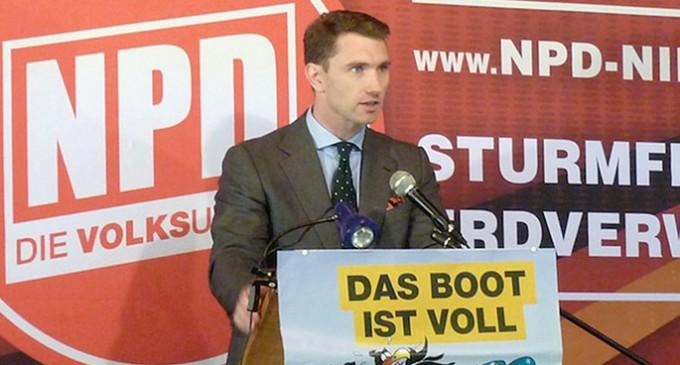 La ultraderecha se moviliza contra la ilegalización de un partido neonazi alemán