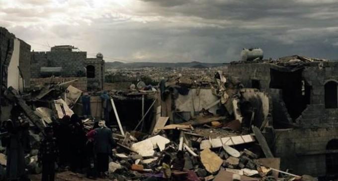 20 millones de personas en riesgo de inanición necesitan alimentos, no bombas