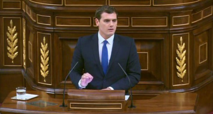 PP, PSOE y Cs desunidos para votar por la unidad de España