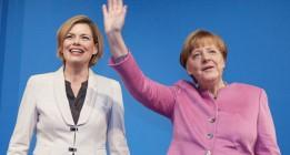 Susto o muerte para Merkel en las elecciones del domingo