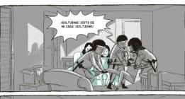 Oferta especial: 'Aquí vivió', la novela gráfica de Isaac Rosa, de regalo