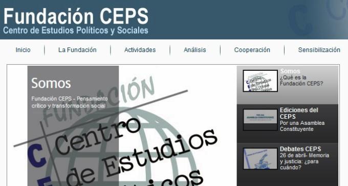 La Fundación CEPS cesa su actividad sin dar explicaciones