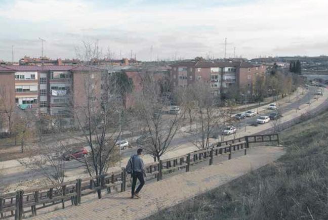 Poblados para guardar obreros - Ciudad pegaso madrid ...