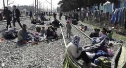 Cronología del drama de los refugiados