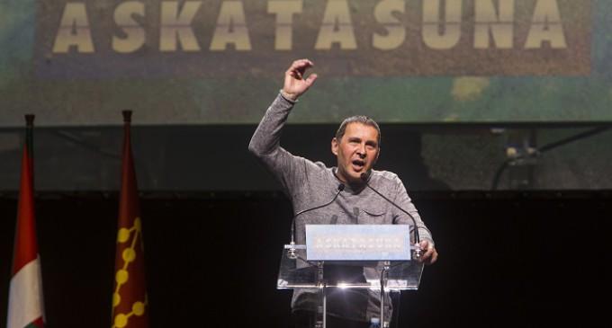 """Otegi pide a la """"nueva izquierda española"""" poner en marcha procesos constituyentes"""