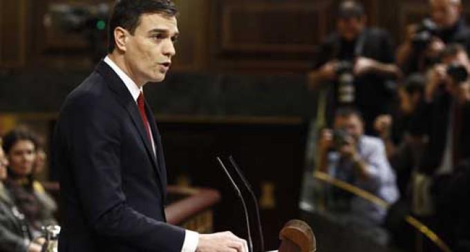 Pedro Sánchez, un discurso para retratarlos (y retratarse)