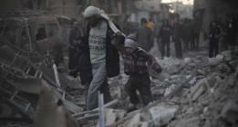 """Cinco años de horror en Siria: """"Nos vamos a la cama sin comer desde el día anterior"""""""