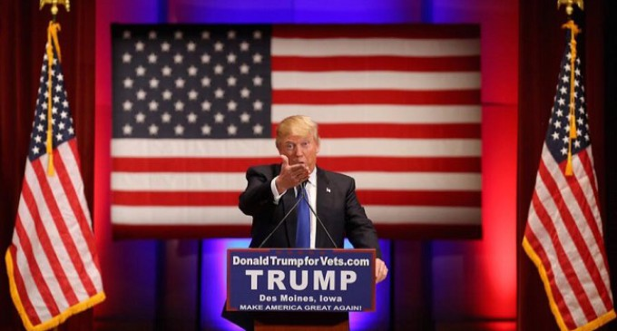 """""""Trump es un catalizador en la lucha contra el cambio climático"""""""