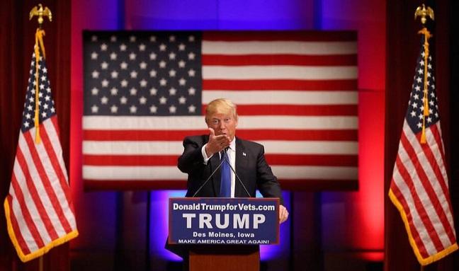 Donald Trump, presidente electo de EEUU. FOTO: Facebook de DT .