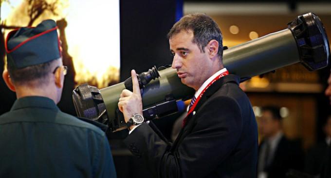 'Weapons': un crudo retrato del comercio de armamento