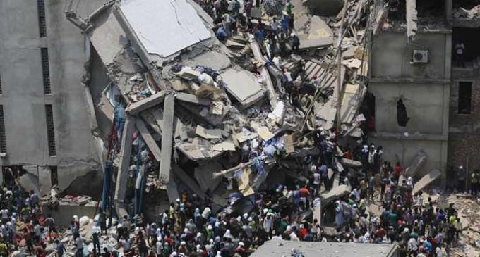 Tres años del derrumbe en Bangladesh: todo sigue igual