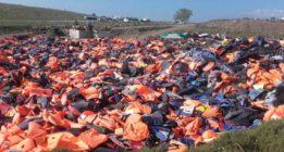 Los desplazados en 2015 igualan a los habitantes de España, Portugal y Dinamarca juntos