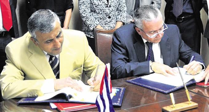 30 millones de un fondo kuwaití para construir nuevas hidroeléctricas en Cuba