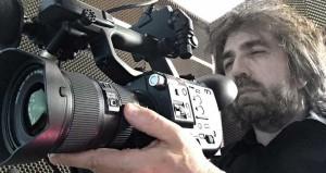 El periodista y cineasta hispano-francés Joseph Gordillo.