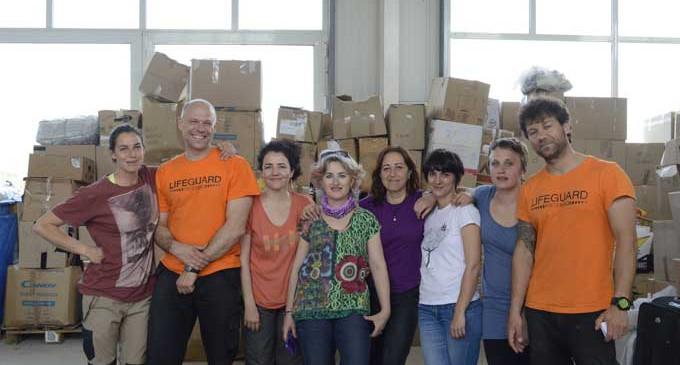 Día 2. Qué bien estar en Lesbos