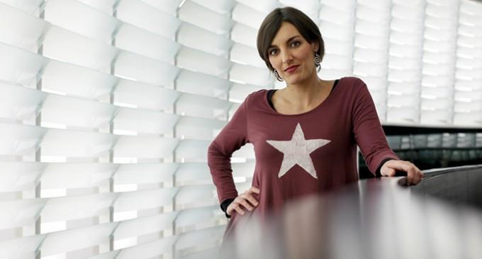"""Lola Sánchez: """"No vale con poner a Echenique de secretario, tenemos que repensar la organización"""""""