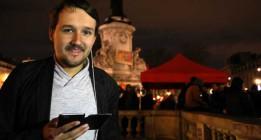 Rémy, el joven que muestra al mundo la Nuit Debout a través de su móvil