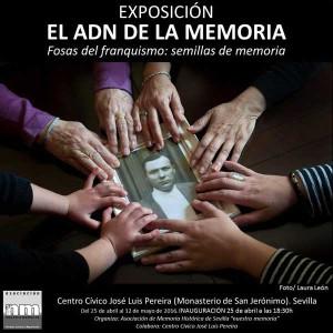 memoria histórica adn de la memoria exposición fotos laura león paqui maqueda