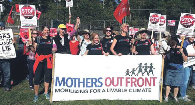 Madres contra el cambio climático
