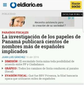 SFM El Diario