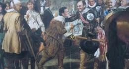 'La rendición de Garoña': la nueva acción de Greenpeace en el Prado