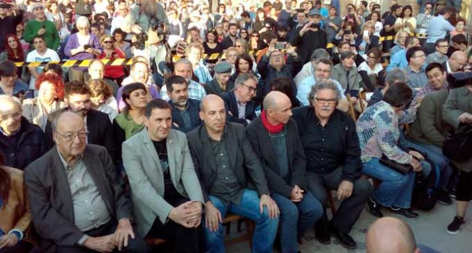 """Otegi advierte a """"sectores de la izquierda"""" que están """"aburridos"""" de intentar reformar España"""